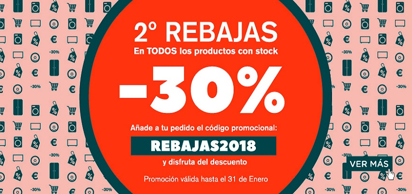 ¡CORRE! REBAJAS EN ANDORRAFREEMARKET: 30% DE DESCUENTO EN PRODUCTOS EN STOCK