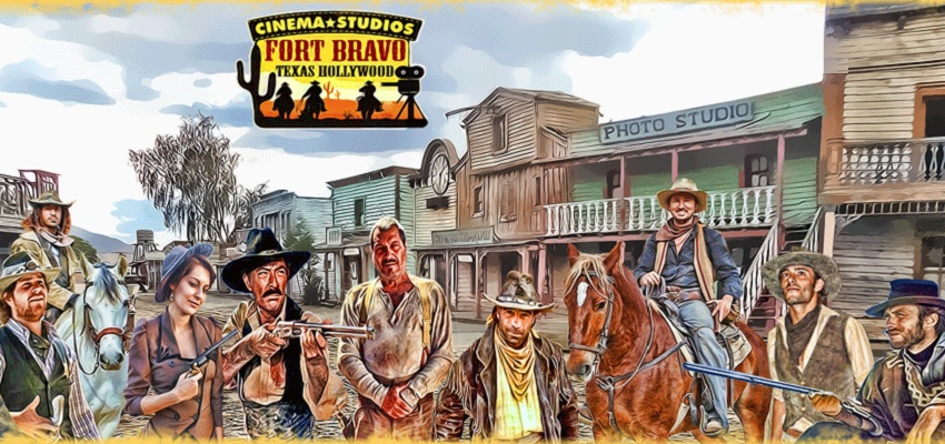 ENTRADAS PARA EL FORT BRAVO TEXAS HOLLYWOOD (ALMERÍA)