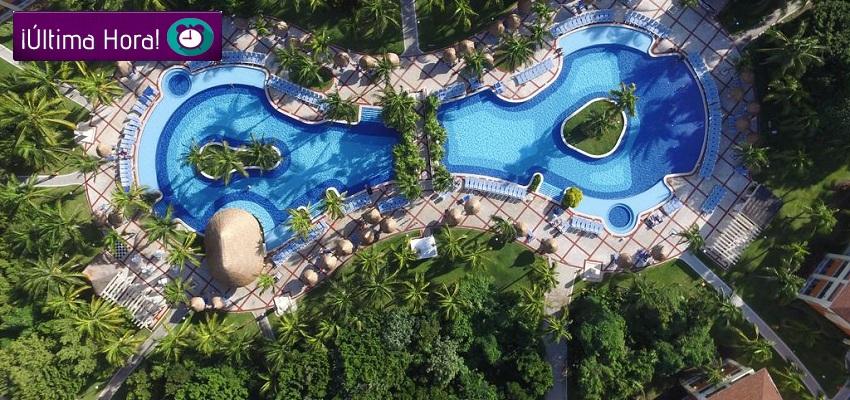 RIVIERA MAYA: VUELOS + 7 NOCHES TODO INCLUIDO EN HOTEL BAHÍA PRINCIPE COBA 5* POR SÓLO 686€