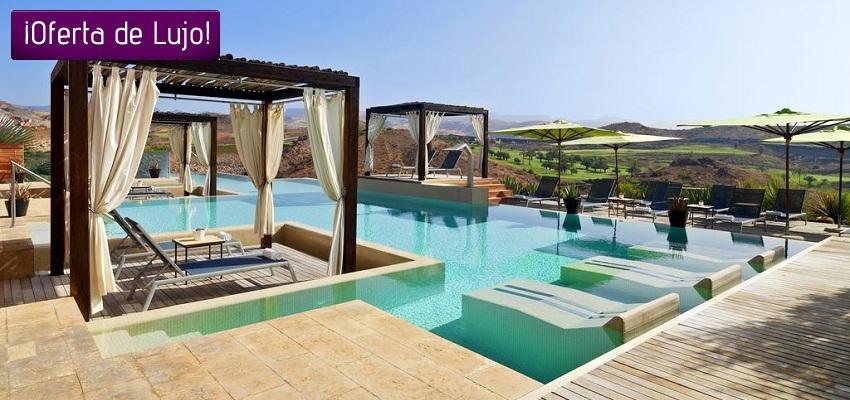 GRAN CANARIA: 7 NOCHES EN EL SALOBRE HOTEL RESORT 5* CON MEDIA PENSIÓN POR SÓLO 566€