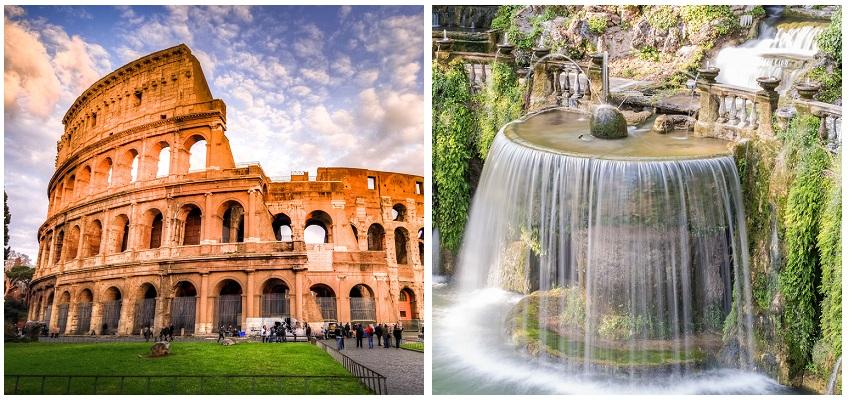 GROTTAFERRATA Y ROMA: 7 NOCHES HOTEL PALACIO 4* POR SÓLO 89€