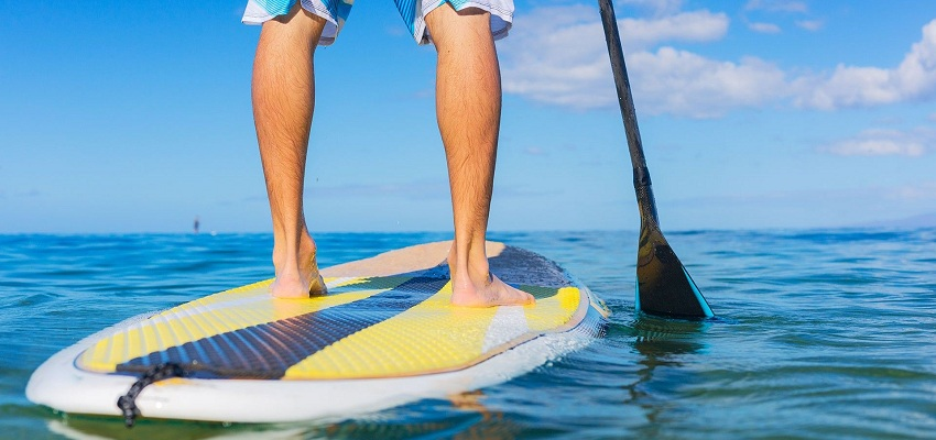 CENTRE MUNICIPAL DE VELA DE BARCELONA: PADDLE SURF CON DESCUENTO