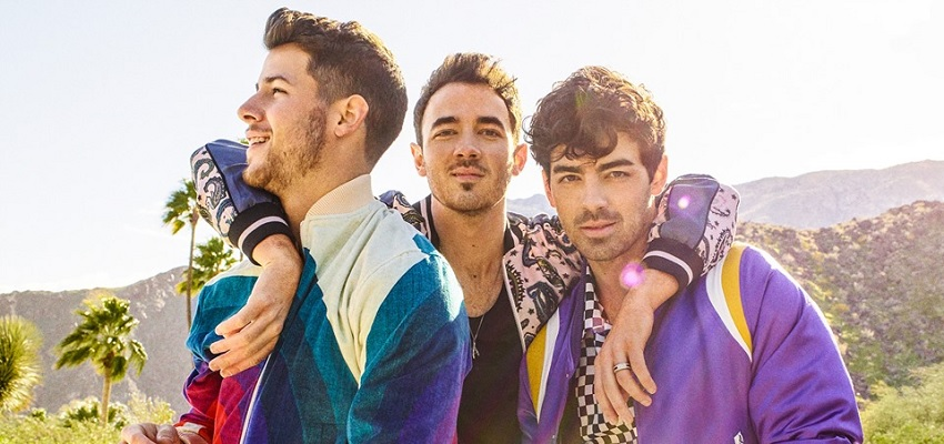 JONAS BROTHERS – HAPPINESS BEGINS TOUR: ENTRADAS CONCIERTOS ESPAÑA