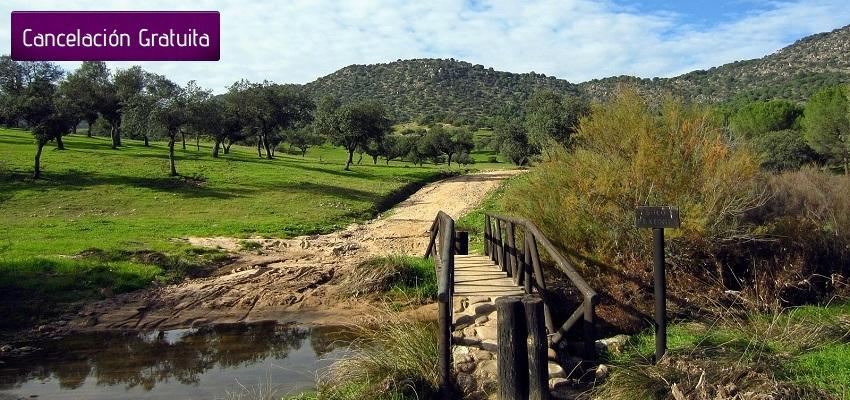 SIERRA DE ANDÚJAR (JAÉN): PALACETE CON DESAYUNO, VISITA Y EXTRAS POR SÓLO 36€