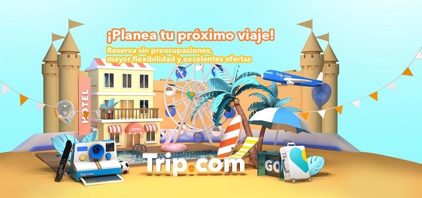 TRIP.COM: CUPÓN PROMOCIONAL DE ¡¡HASTA 50€ DE DESCUENTO!! EN VUELOS
