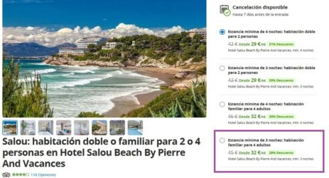 Hotel Salou Beach by Pierre and Vacances